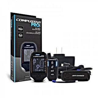 Compustar Pro Remote Start