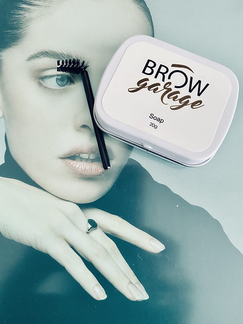 BrowGarage Soap