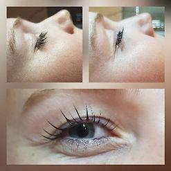 Lashlifting für einen schönen Augenaufsc