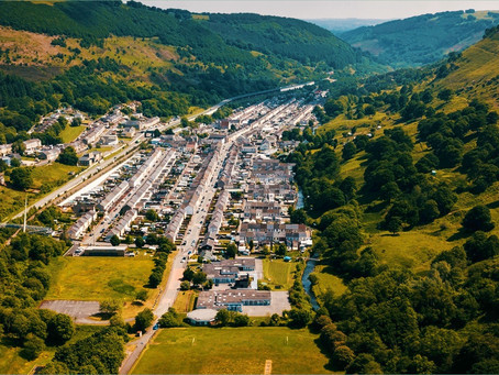 277 houses to be built on former Ebbw Vale Comp and college site