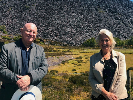 """World Heritage Site status """"a well-deserved recognition of the international legacy of slate area"""""""