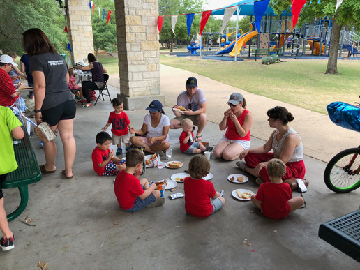 4th of July Picnicking