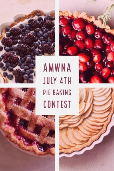 4th Pie Contest