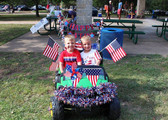 4th of July Parade winners