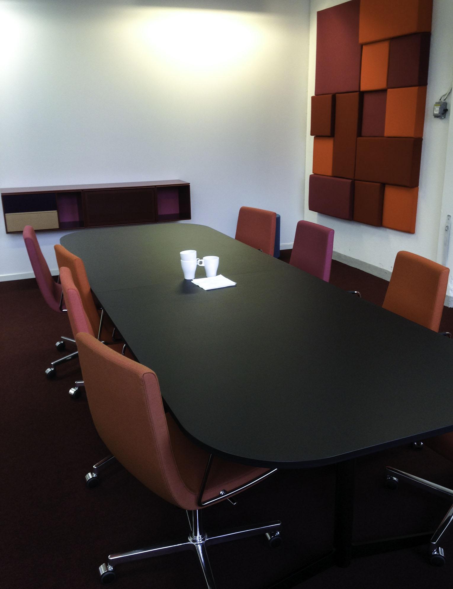 Moderne Rom, møterom
