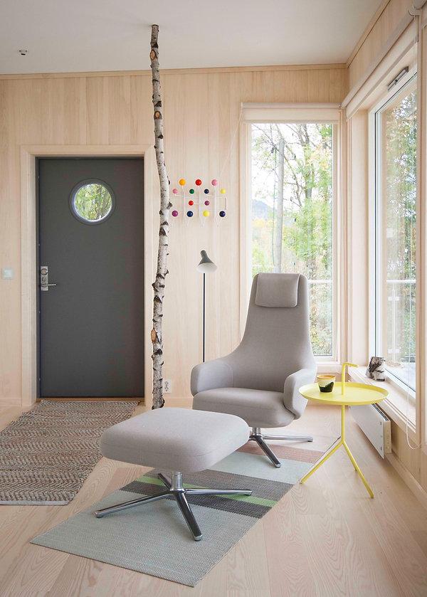 Paradis Interiørarkitekter arkitekt