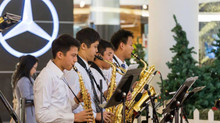 2015-16 Greater Vancouver Youth saxophone Ensemble
