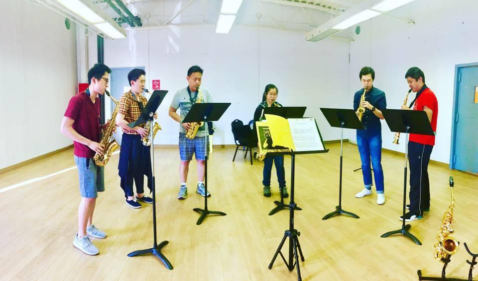 Ensemble Rehearsal