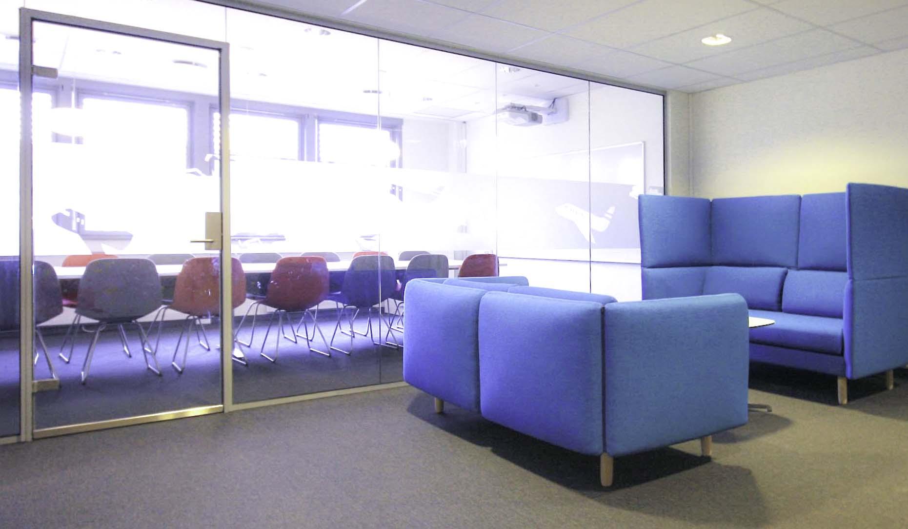 Interiør Reisebyrå kontor