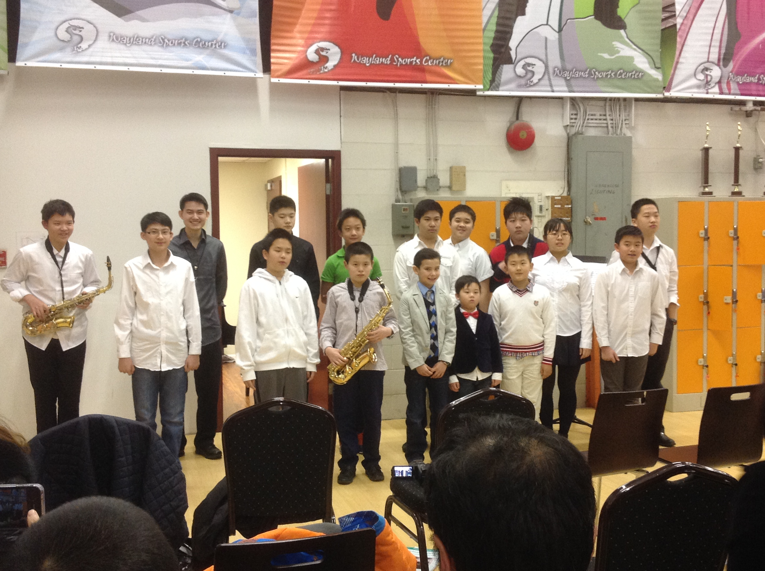 2014 year end student recital