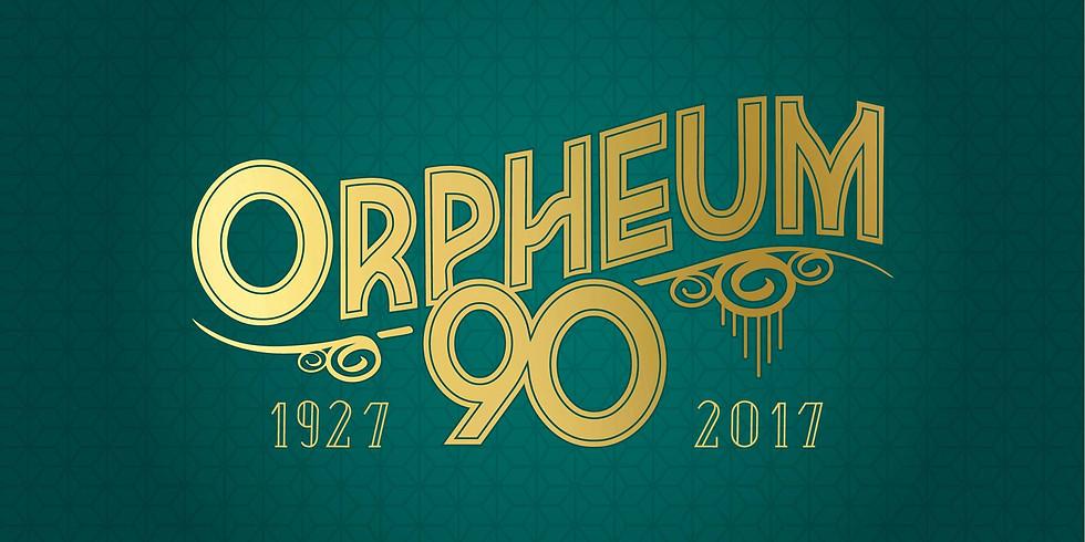 Orpheum's 90