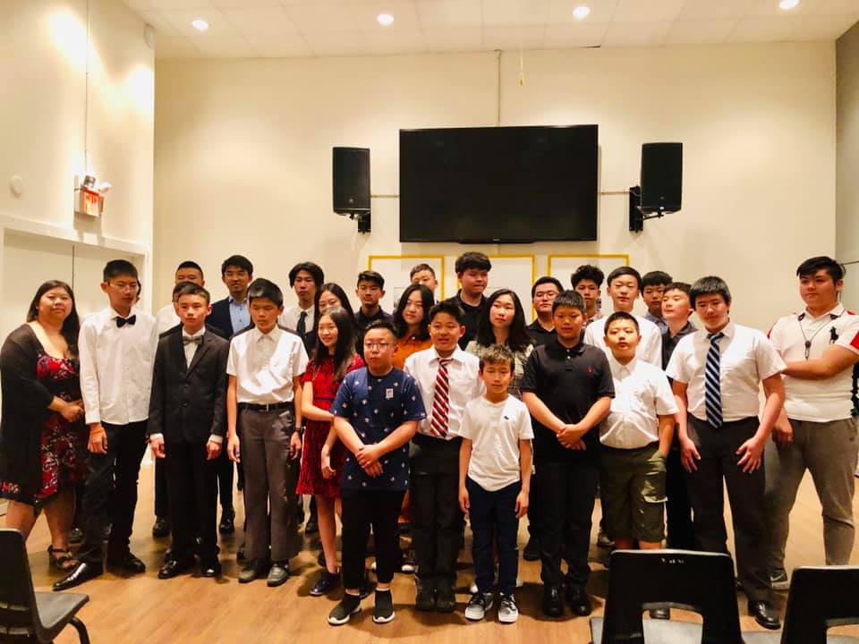2019 Student year end recital