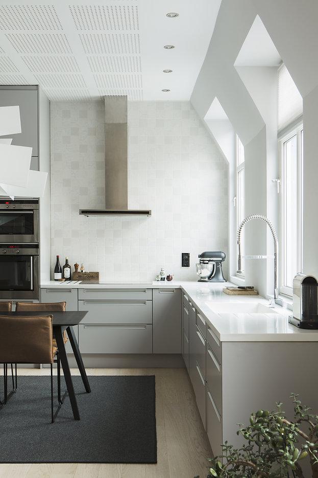 Paradis Interiørarkitekt leilighet Oslo