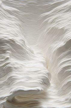 Bilde fra Pinterest som viser at hvitt ikke er hvitt.