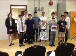2013 year end student recital