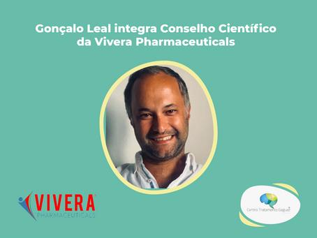 Gonçalo Leal integra Conselho Científico da Vivera Pharmaceuticals