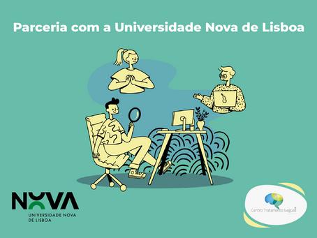 Protocolo de investigação entre Universidade Nova de Lisboa e o CTG