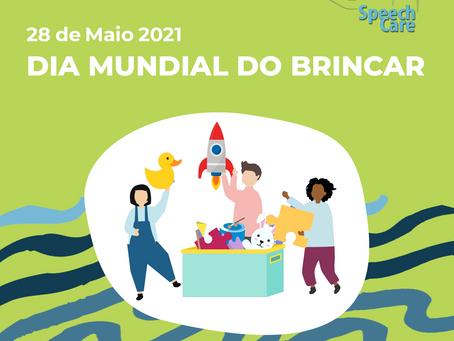 Dia Internacional do Brincar - Brincar faz bem à saúde!