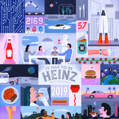 Heinz 150th anniversary