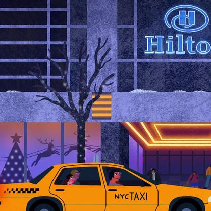 Hilton NY