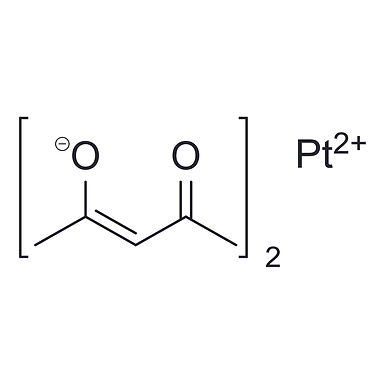Platinum(II)2,4-pentanedionate Platinum(II) acetylacetonate | 15179-57-7