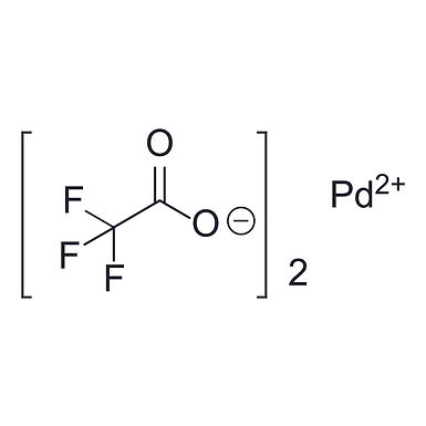 Palladium (II) trifluoroacetate | 42196-31-6 | MFCD00013204