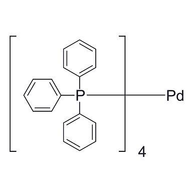 Tetrakis(triphenylphosphine)palladium | 14221-01-3 | MFCD00010012