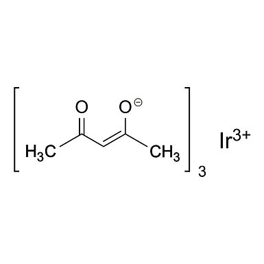 Iridium(III) acetylacetonate   15635-87-7   MFCD00015353