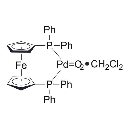 [1,1'-Bis(diphenylphosphino)ferrocene]dichloropalladium(II) dichloromethane