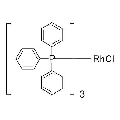 Tris(triphenylphosphine)rhodium(I) chloride | 14694-95-2 | MFCD00010016