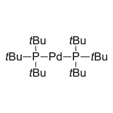 Bis(tri-tert-butylphosphine)palladium(0) | 53199-31-8 | MFCD03094580