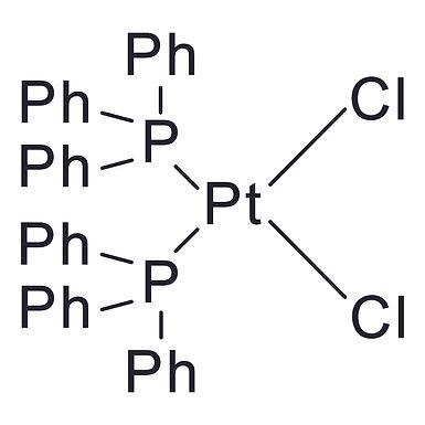 Cis-Dichlorobis(triphenylphosphine)platinum(II) | 15672-07-6