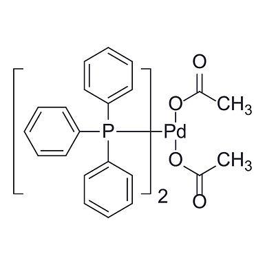 Bis(triphenylphosphine)palladium(II) diacetate | 14588-08-0 | MFCD00010013