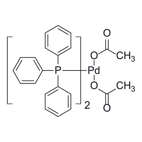 Bis(triphenylphosphine)palladium(II) diacetate   14588-08-0   MFCD00010013