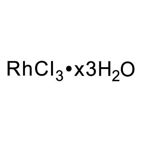 Rhodium(III) chloride trihydrate   13569-65-8   MFCD00149840