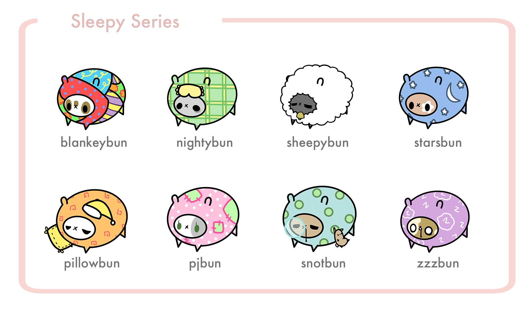 Sleepy Series