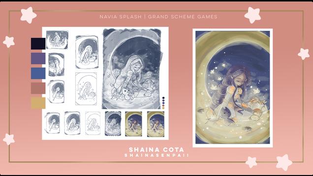 Navia Splash, Grand Scheme Games