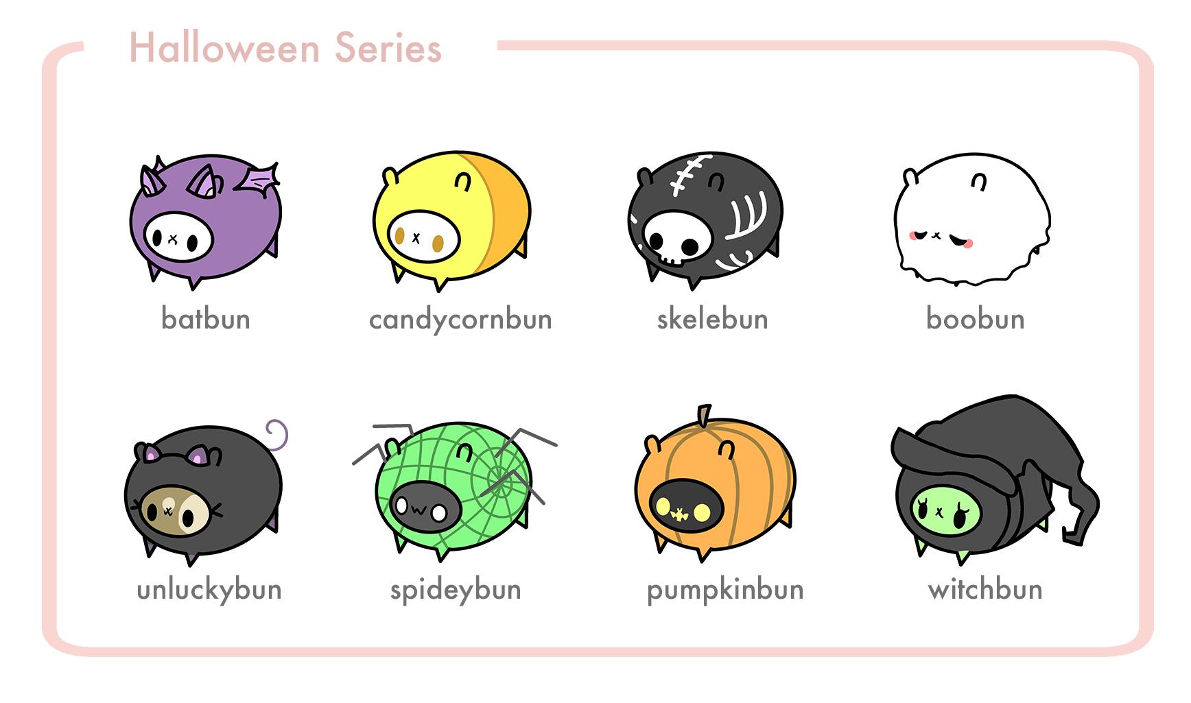 Halloween Series