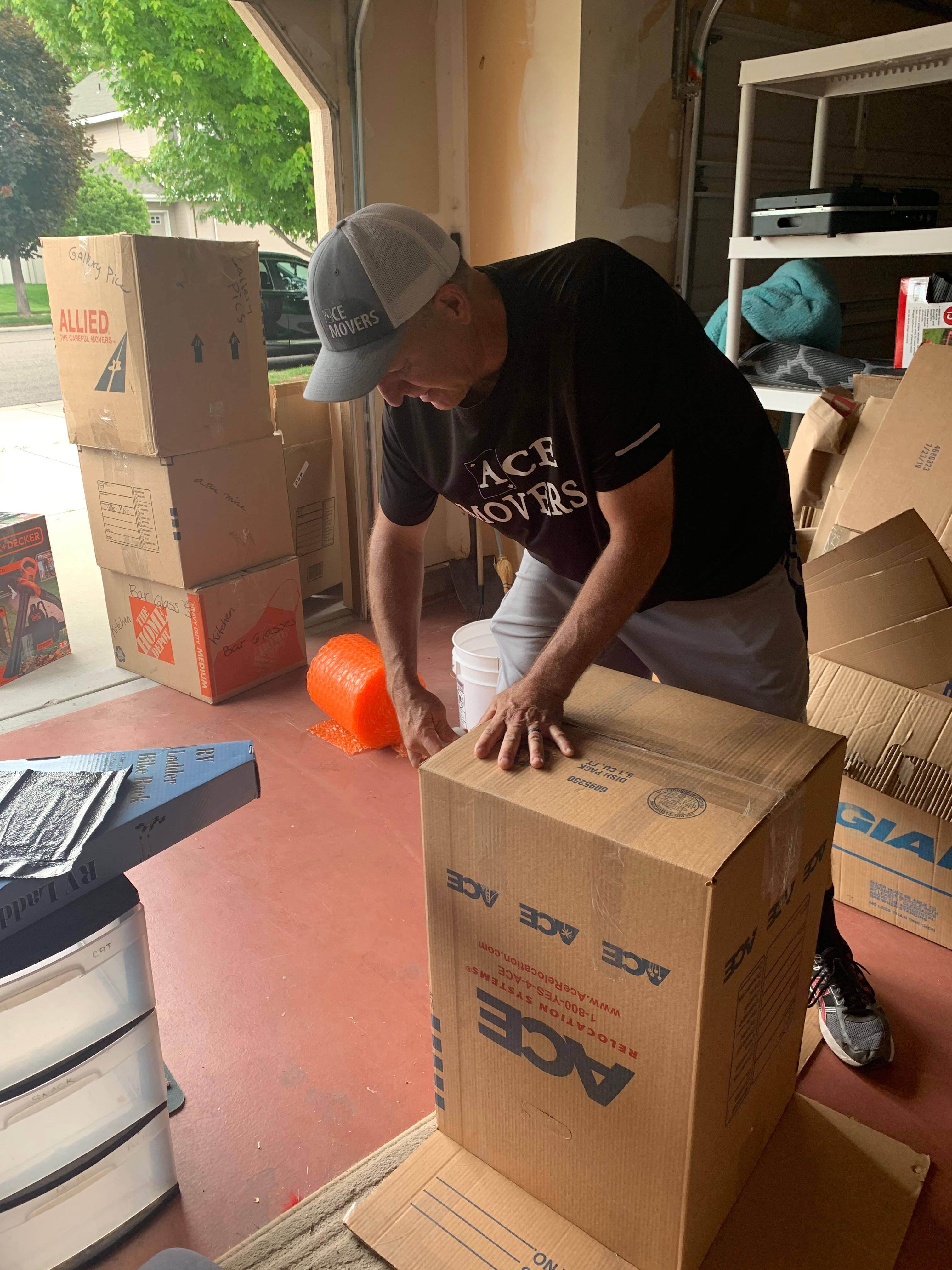 Packing / Unpacking
