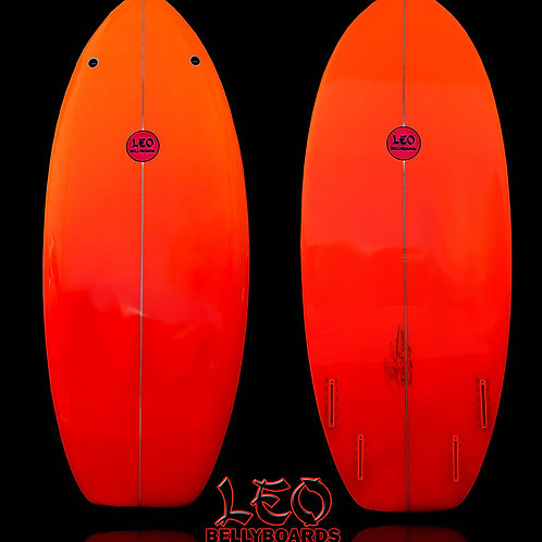"""Red Racer 4' 6"""""""