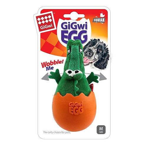 GiGwi Крокодил в яйце