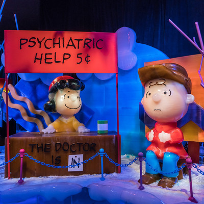 L'insostenibile leggerezza dell' essere Charlie Brown