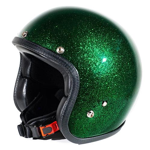 70's Metalflake - Green