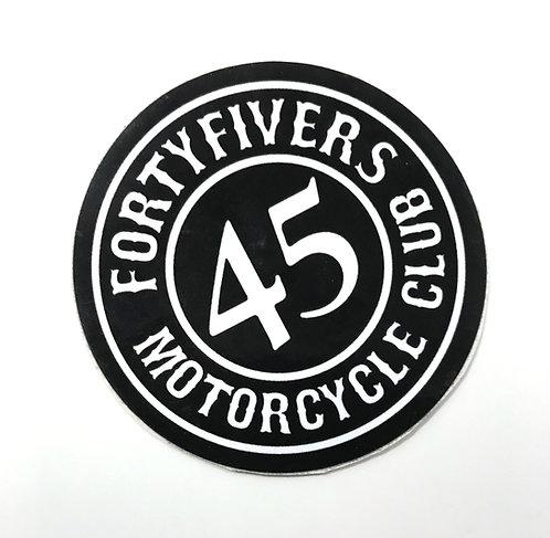 FortyFivers Club Sticker