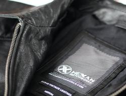 Hexan Motorworks x Fortyfivers Leather Motorcycle Jacket 01