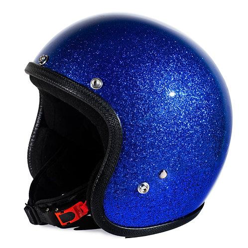 70's Metalflake - Blue