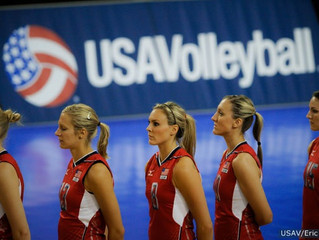 Yogajaneuk hosts USA Athletes
