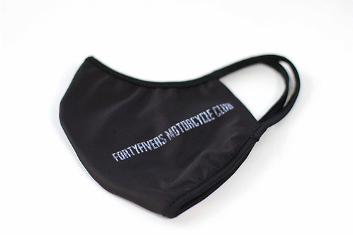 FortyFivers Typo Facemask