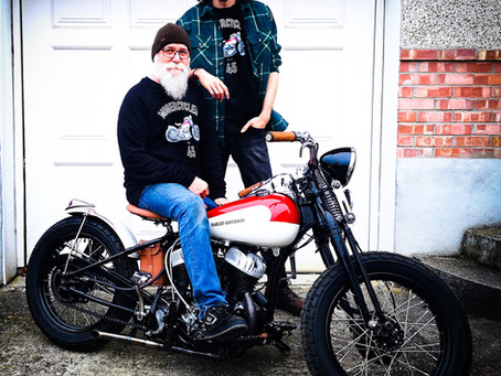 Father and Son Team build a 1942WLC