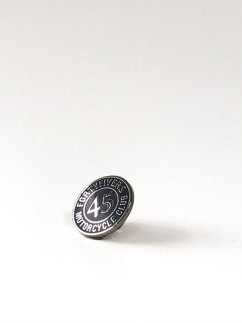 FortyFivers Club Jacket Pin